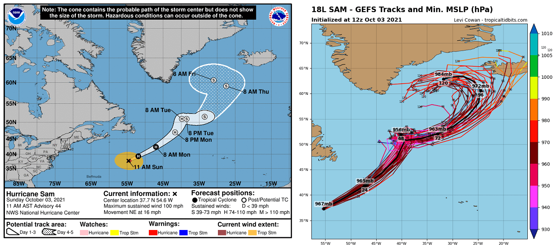 atlantic-hurricane-season-2021-extratropical-storm-sam-iceland-track
