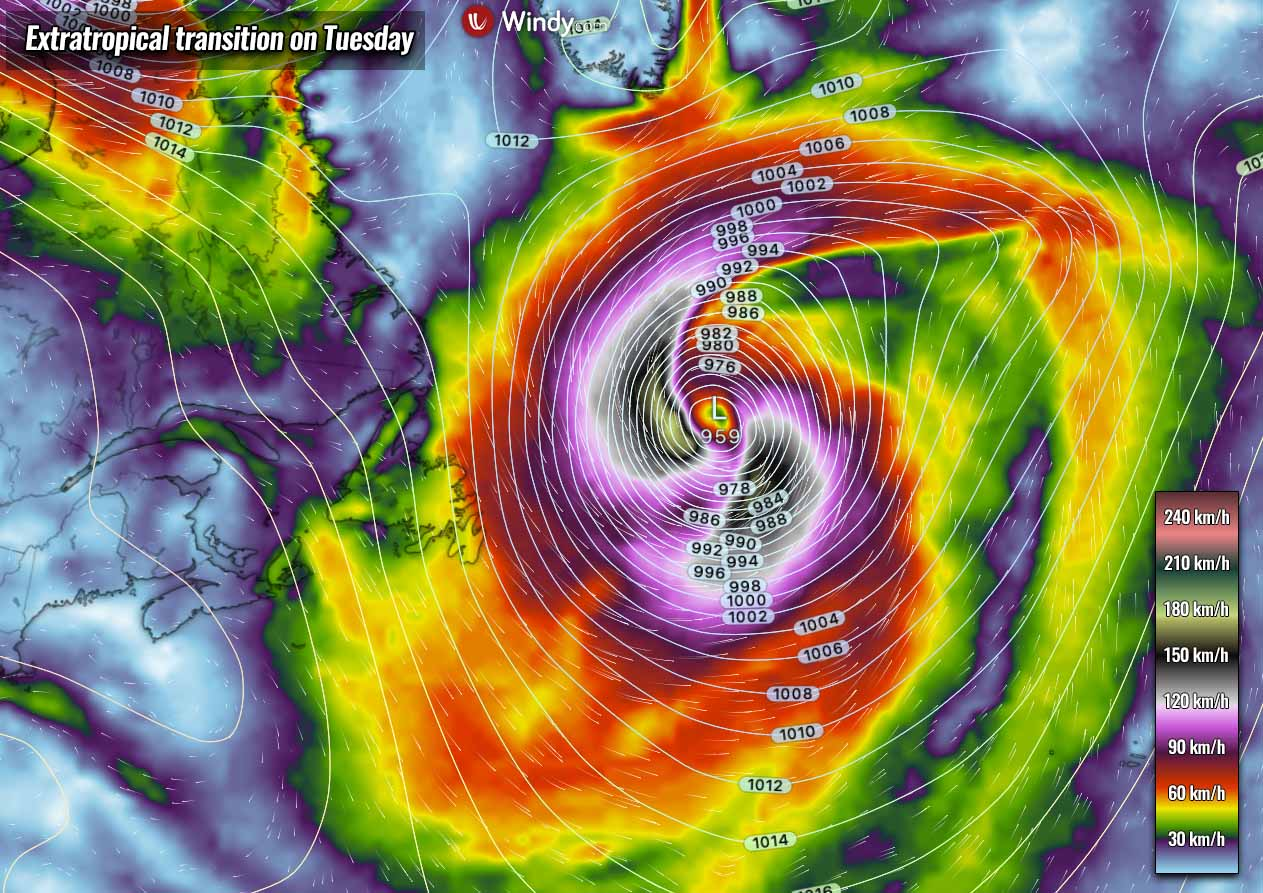 atlantic-hurricane-season-2021-extratropical-storm-sam-iceland-transition