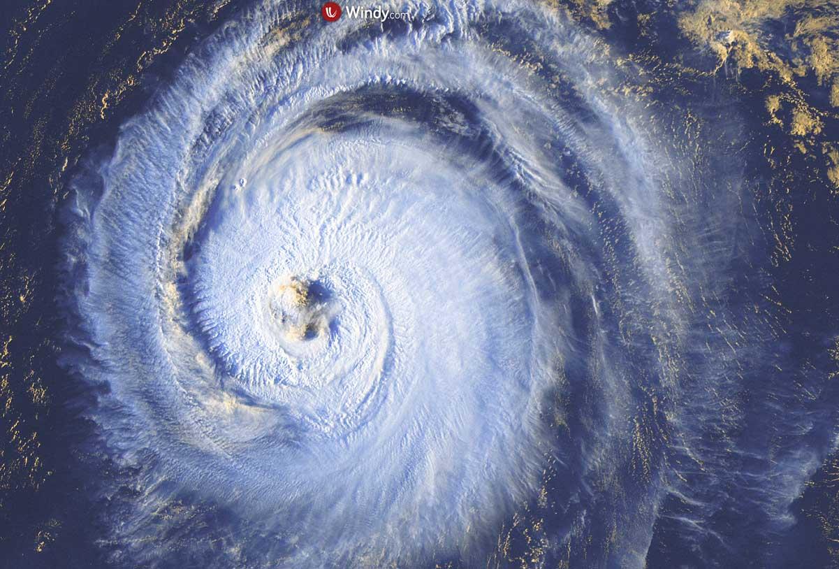 atlantic-hurricane-season-2021-major-storm-sam-caribbean-larry-satellite