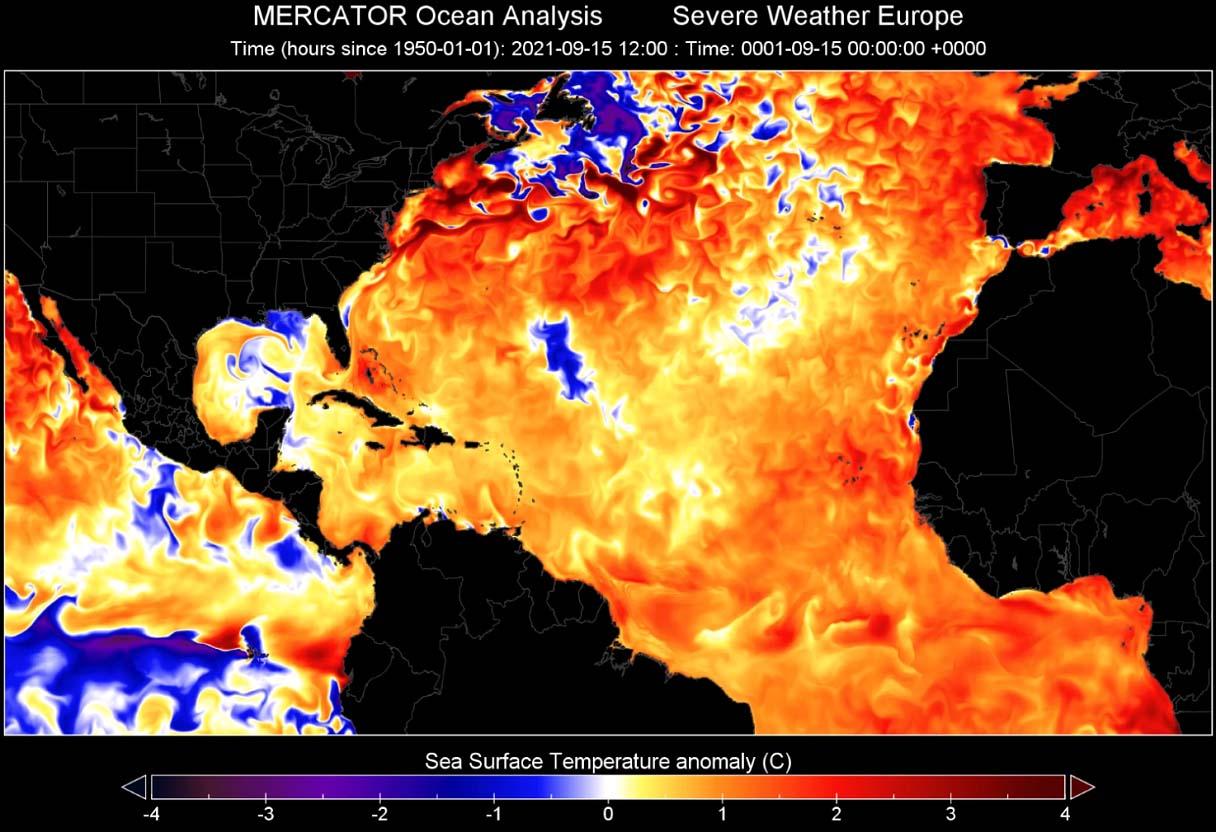 atlantic-hurricane-season-2021-major-storm-sam-caribbean-sea-surface-temperature-anomaly