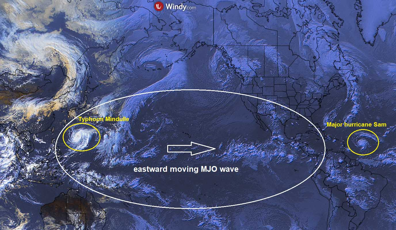 atlantic-hurricane-season-2021-sam-bermuda-canada-mjo-wave-satellite