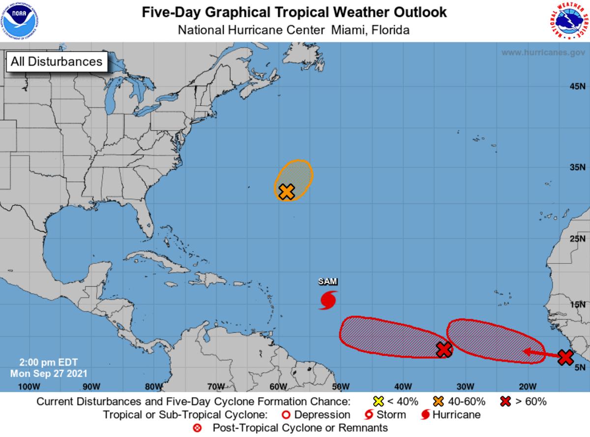 atlantic-hurricane-season-2021-sam-bermuda-canada-nhc-outlook