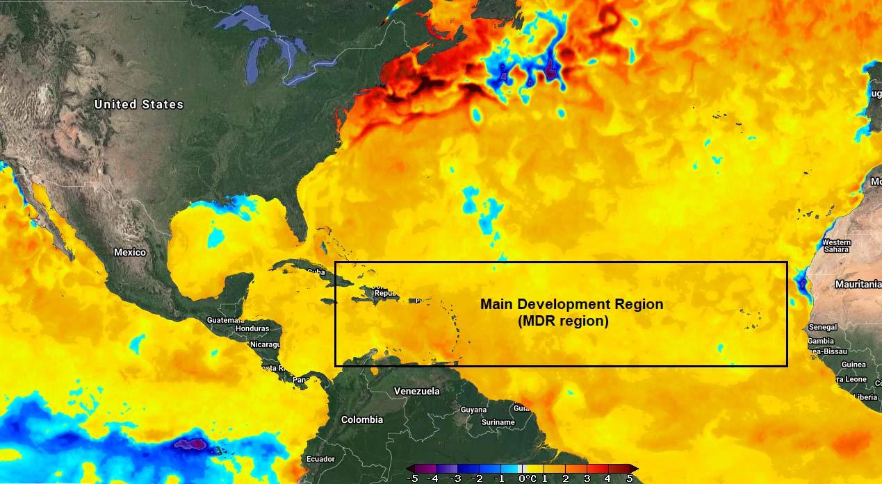 atlantic-hurricane-season-2021-sam-bermuda-canada-sst-anomaly