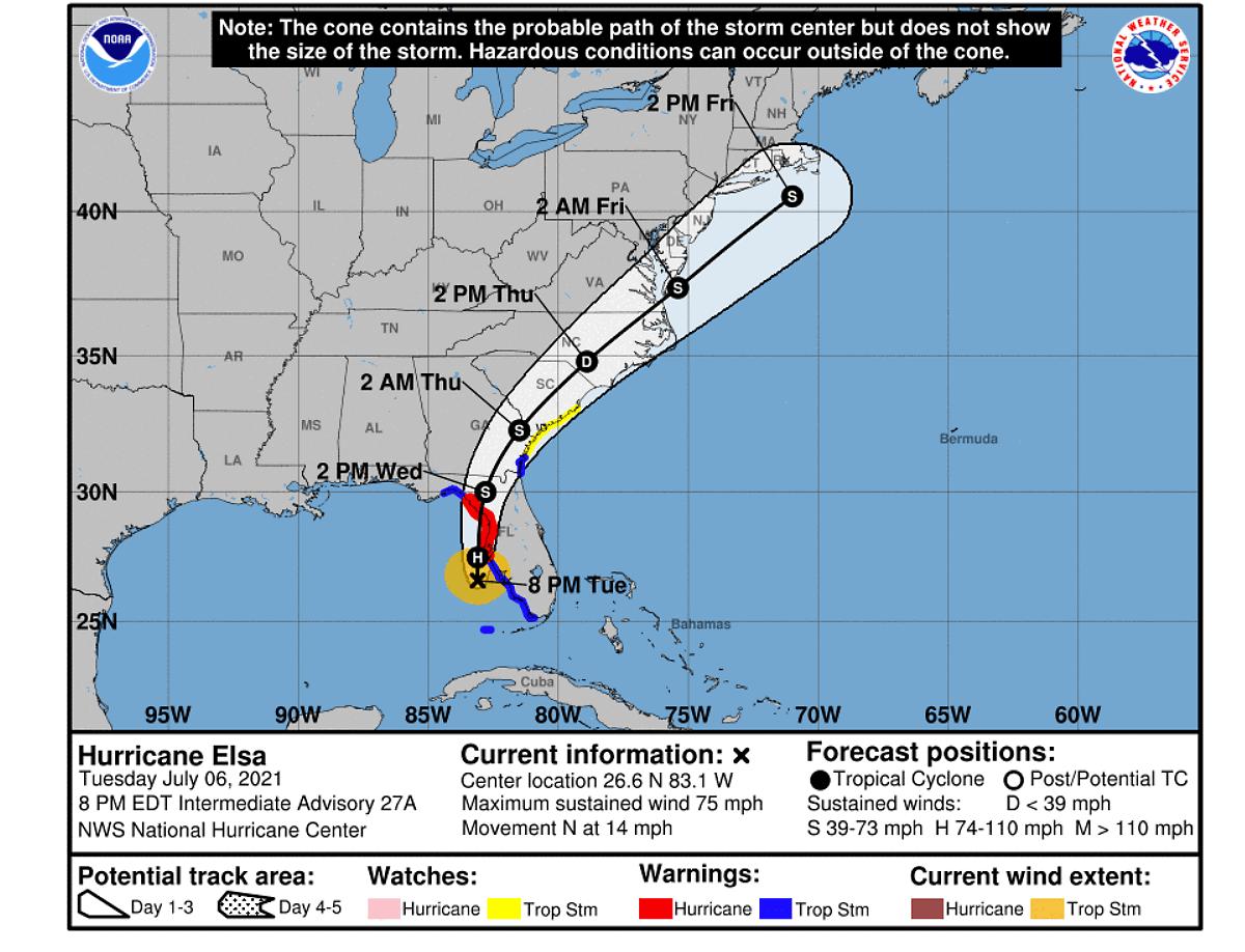 atlantic-hurricane-season-2021-tropical-storm-elsa-florida-landfall-nhc-upgrade