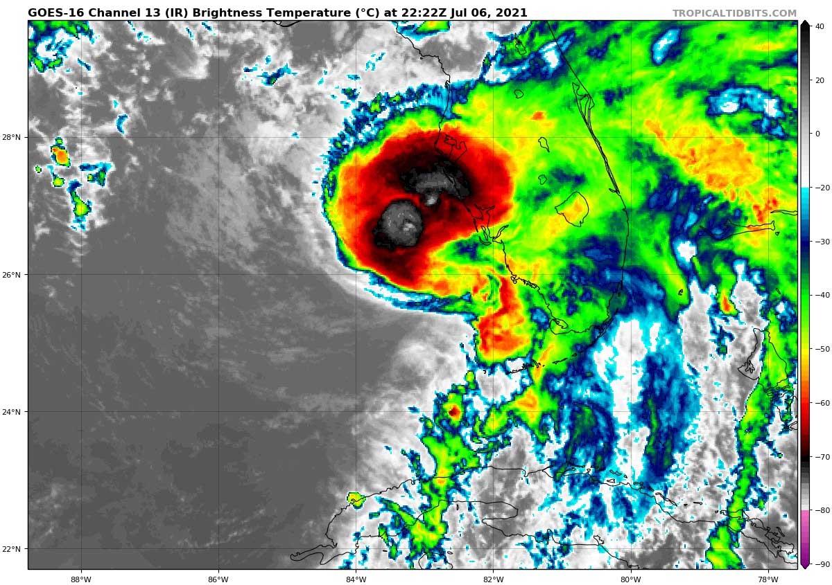 atlantic-hurricane-season-2021-tropical-storm-elsa-florida-landfall-satellite