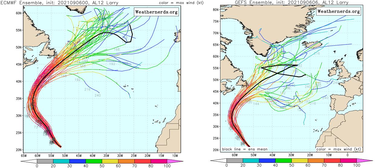 atlantic-hurricane-season-larry-bermuda-extratropical-track