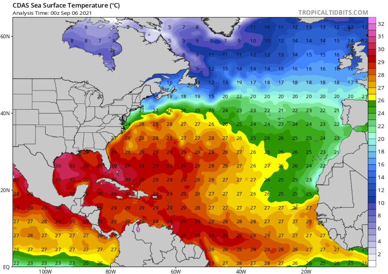 atlantic-hurricane-season-larry-bermuda-sea-surface-temperature