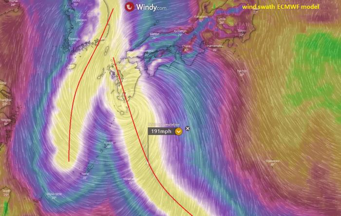 1_typhoon-japan-ecmwf-model-tracks