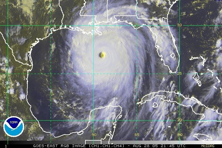 NOAA-Hurricane-Katrina-Aug28-05-2145UTC