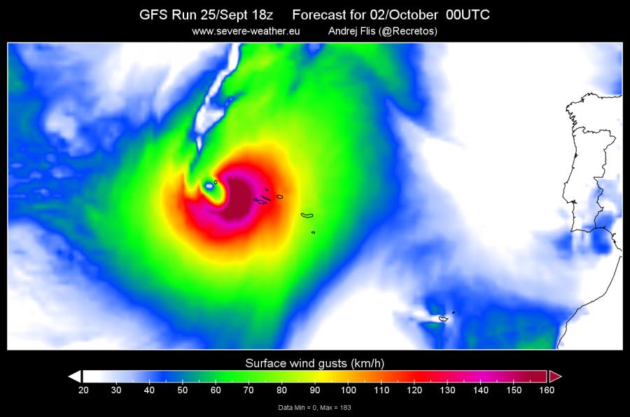 Wind_speed_gust_surface-in-GFS_Global_0p25deg_20190925_1800