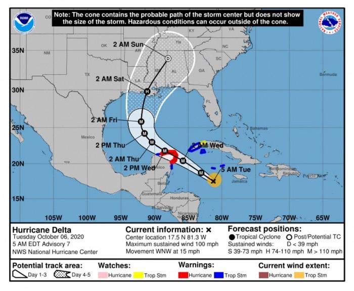 cancun-yucatan-delta-nhc-track