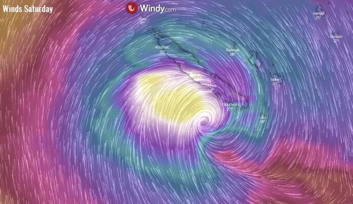 cyclone-niran-australia-new-caledonia-winds