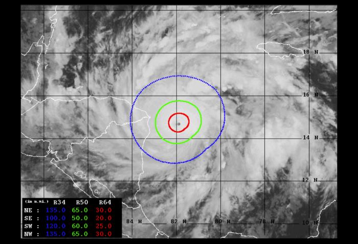 hurricane-eta-nicaragua-flooding-dvorak-winds