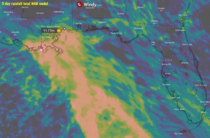 hurricane-marco-rainfall-total-NAM-model
