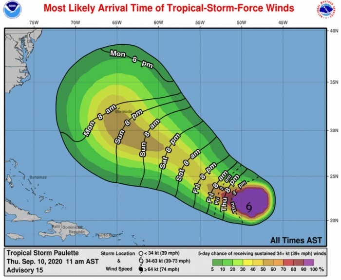 hurricane-paulette-winds-arrival-times