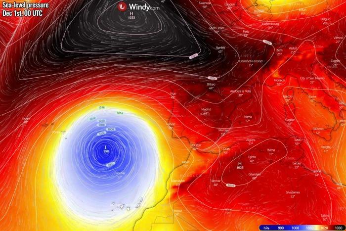 hurricane-season-madeira-kappa-pressure-tuesday