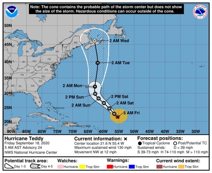 hurricane-teddy-nhc-track-bermuda