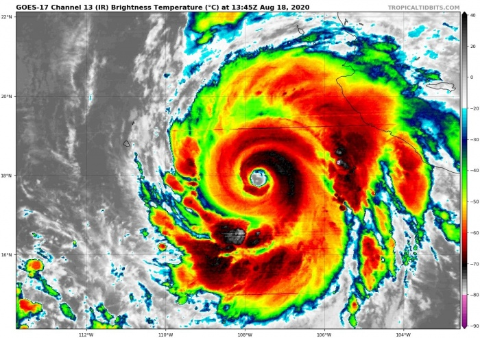major-hurricane-genevieve-irsat
