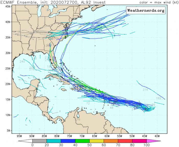 storm-isaias-trackECMWF