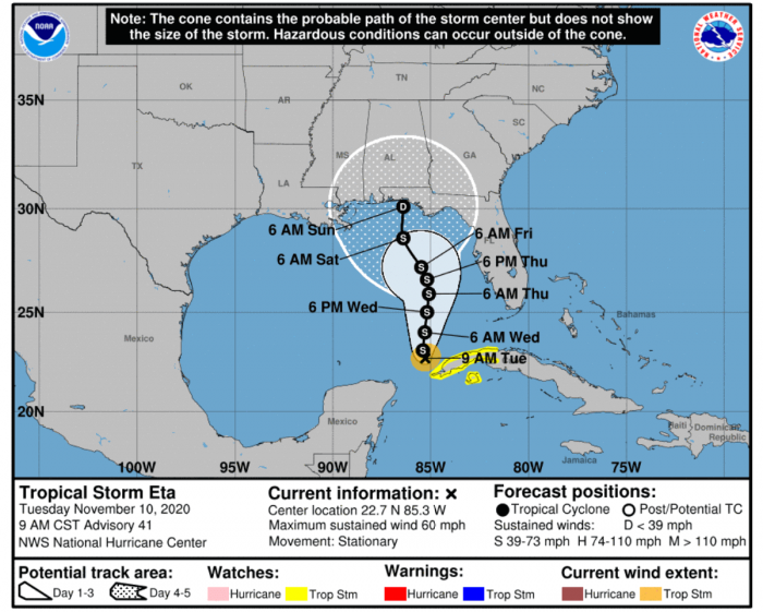 storm-theta-atlantic-hurricane-season-eta-track