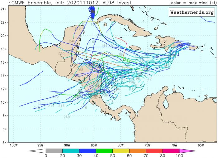 storm-theta-atlantic-hurricane-season-iota-track