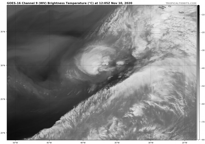 storm-theta-atlantic-hurricane-season-water-vapor-satellite