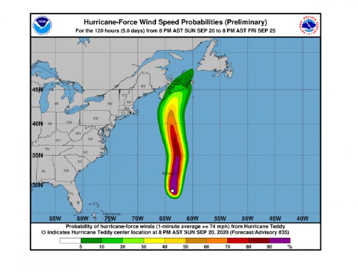 teddy-canada-landfall-wind-swath