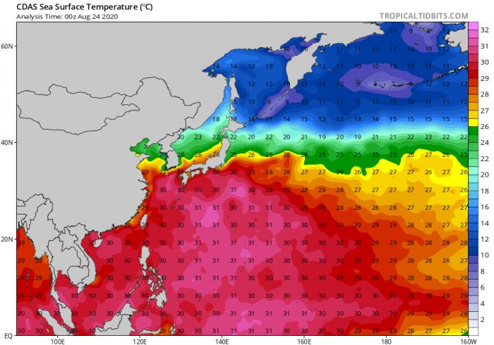 typhoon-bavi-ocean-temperatures