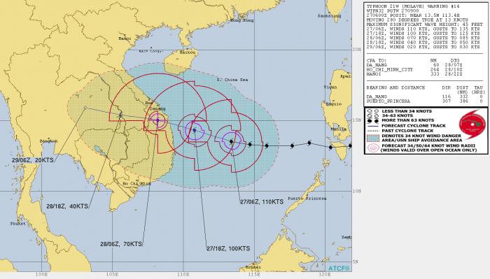typhoon-molave-vietnam-flooding-cyclone-track