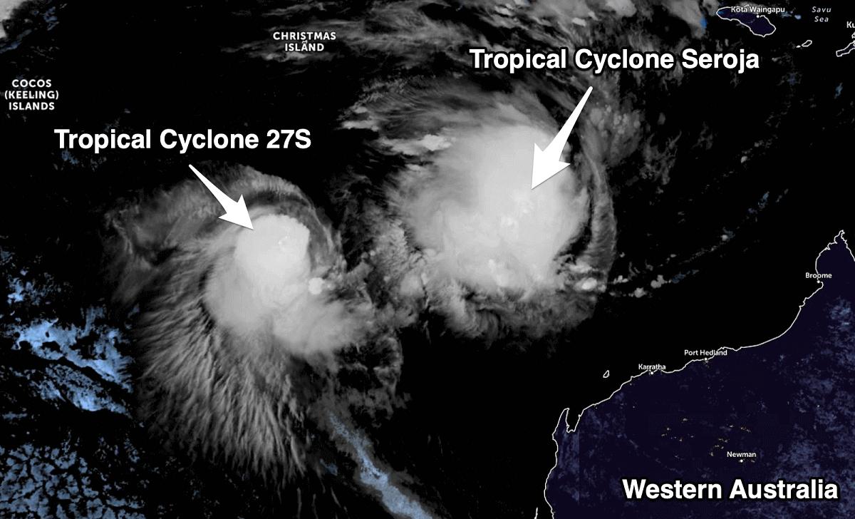 fujiwhara-effect-cyclone-seroja-odette-australia-landfall-merging-systems