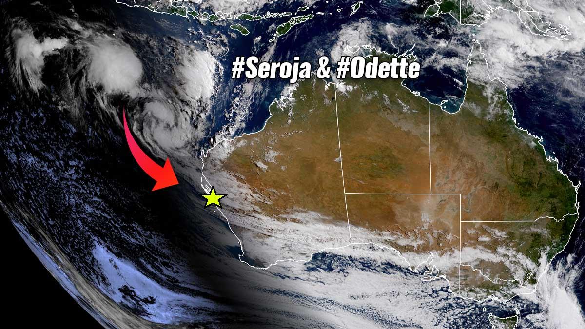fujiwhara-effect-cyclone-seroja-odette-australia-landfall-rare-event