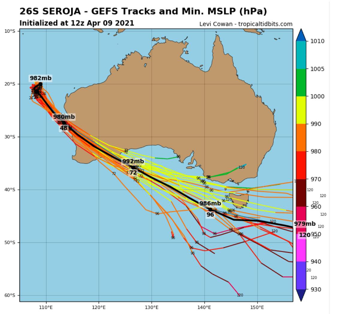fujiwhara-effect-cyclone-seroja-odette-australia-landfall-track-next-week