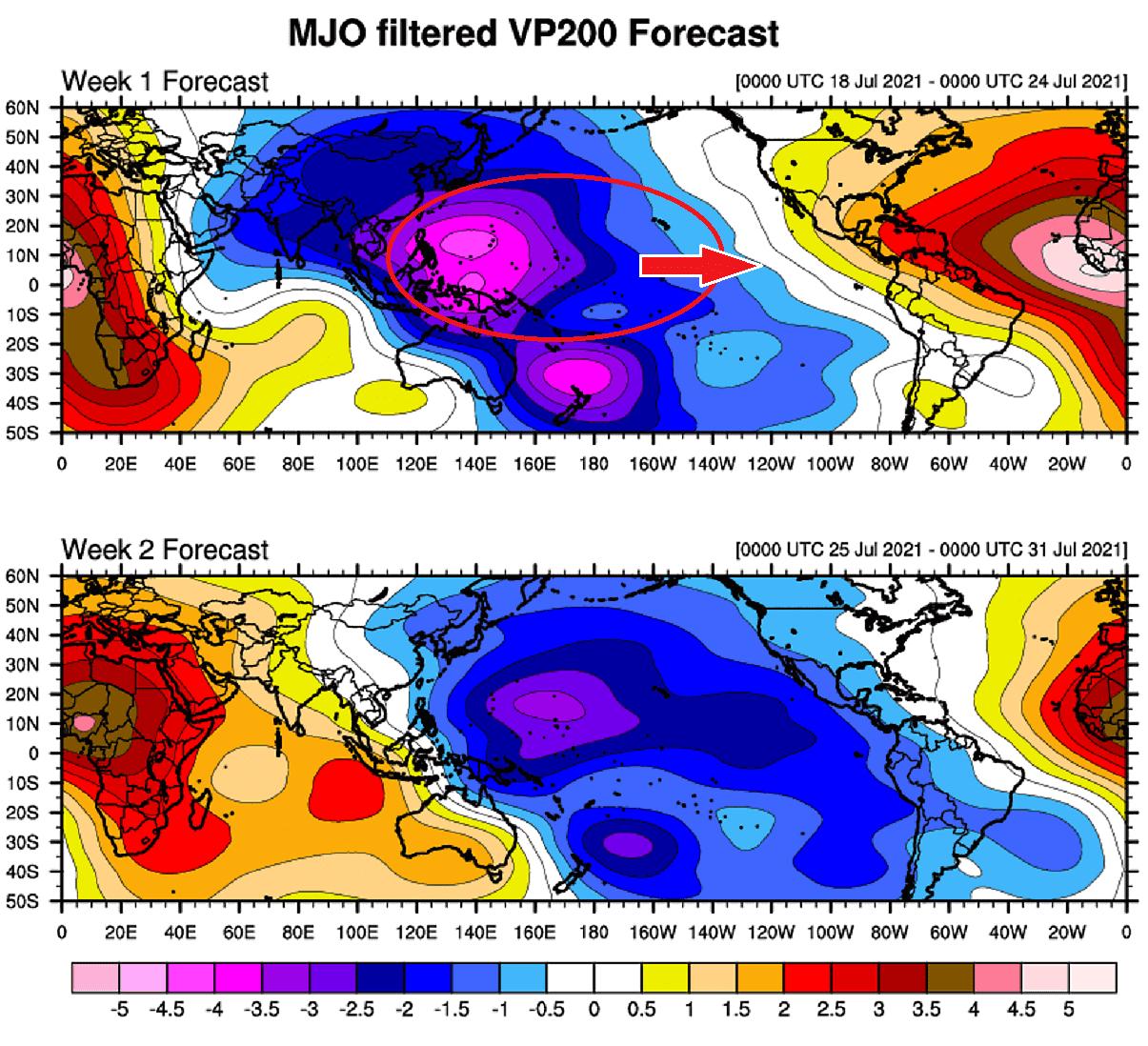 hurricane-season-2021-eastern-pacific-felicia-mjo