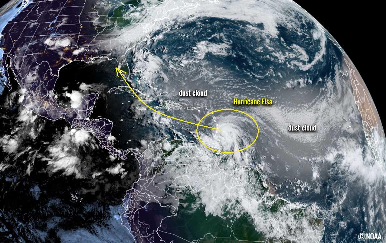 hurricane-season-2021-tropical-storm-elsa-caribbean-satellite-dust-cloud