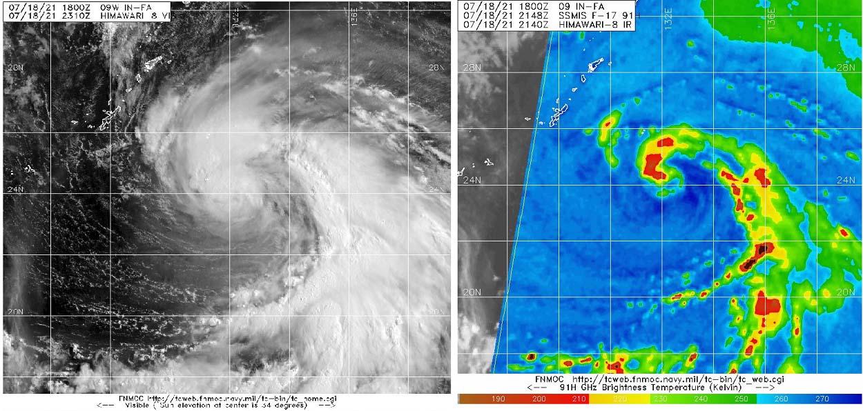 pacific-typhoon-season-2021-in-fa-taiwan-infrared-satellite