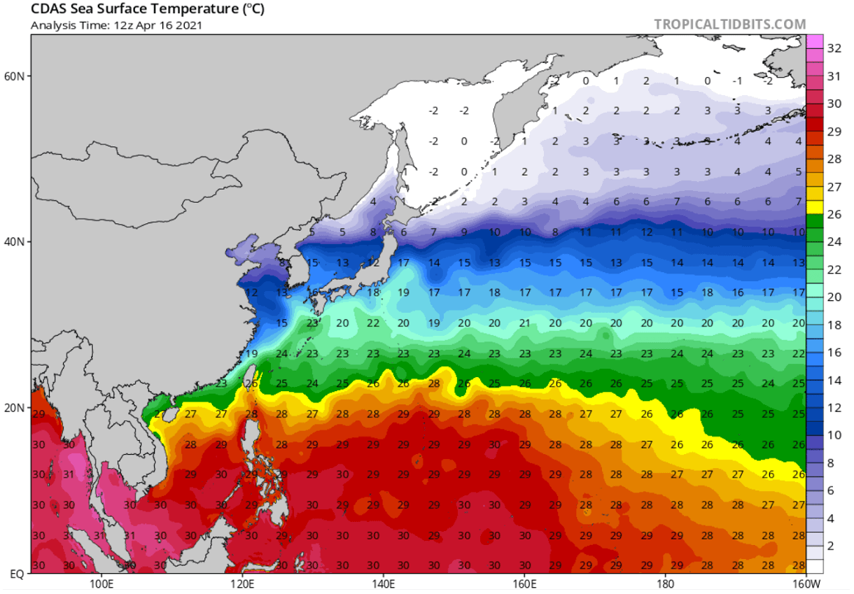 record-super-typhoon-surigae-tropical-cyclone-philippines-sea-temperature