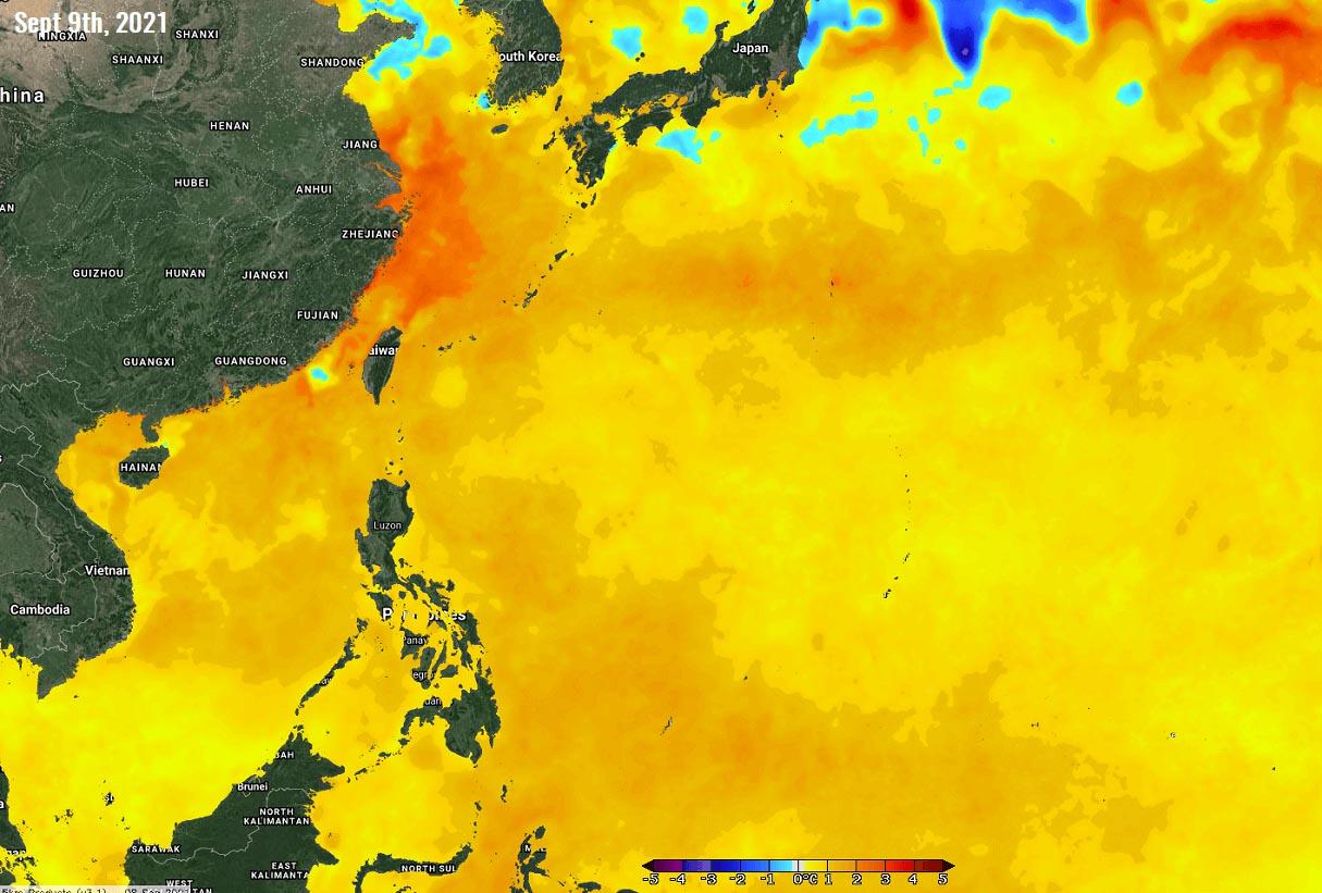 super-typhoon-chanthu-philippines-taiwan-sea-temperature-anomaly