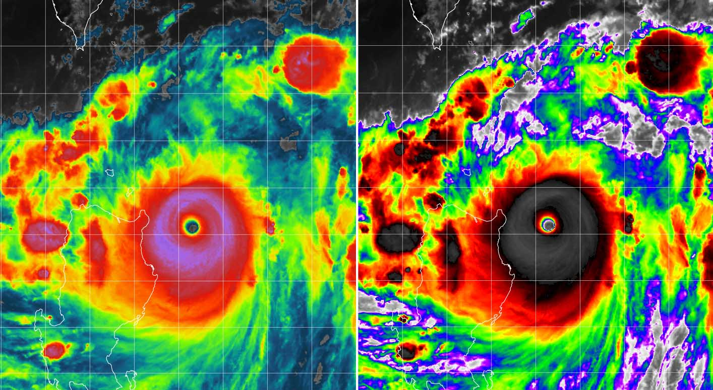 typhoon-chanthu-taiwan-car-delivery-auto-chips-delay-infrared-satellite