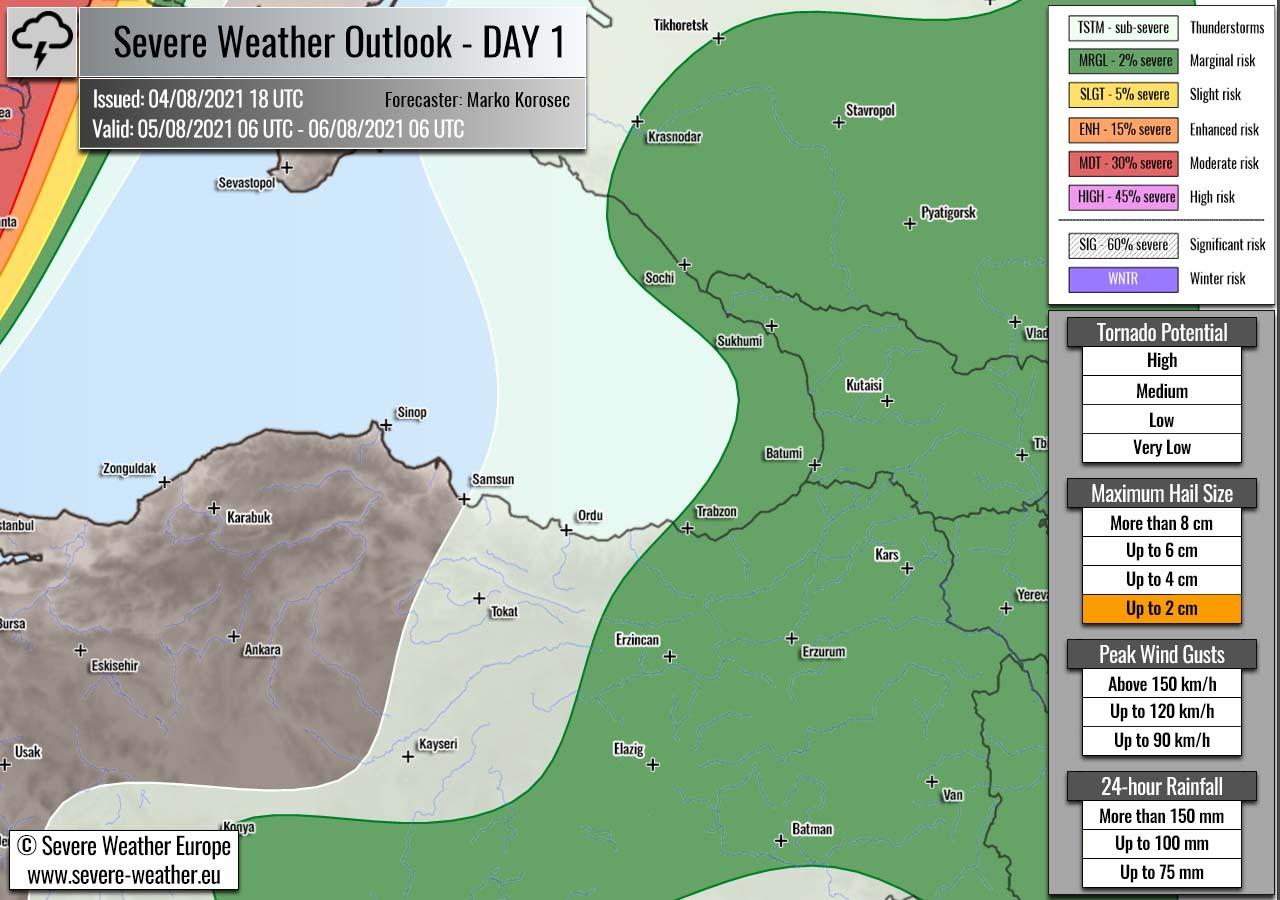 severe-weather-forecast-august-5th-2021-turkey-georgia-russia-armenia