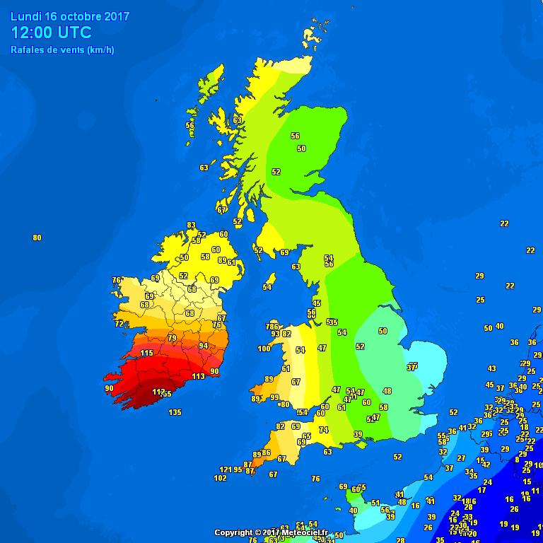 16102017_peak_gusts_Ireland_Meteociel