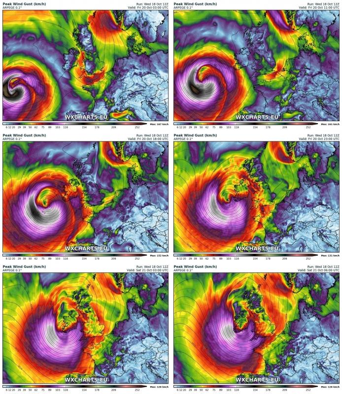 18102017_cyclone_Ireland_ARPEGE1