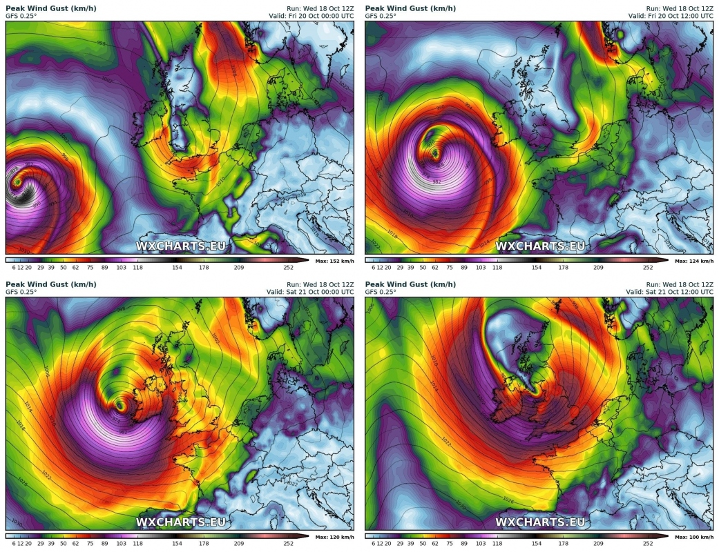 18102017_cyclone_Ireland_GFS