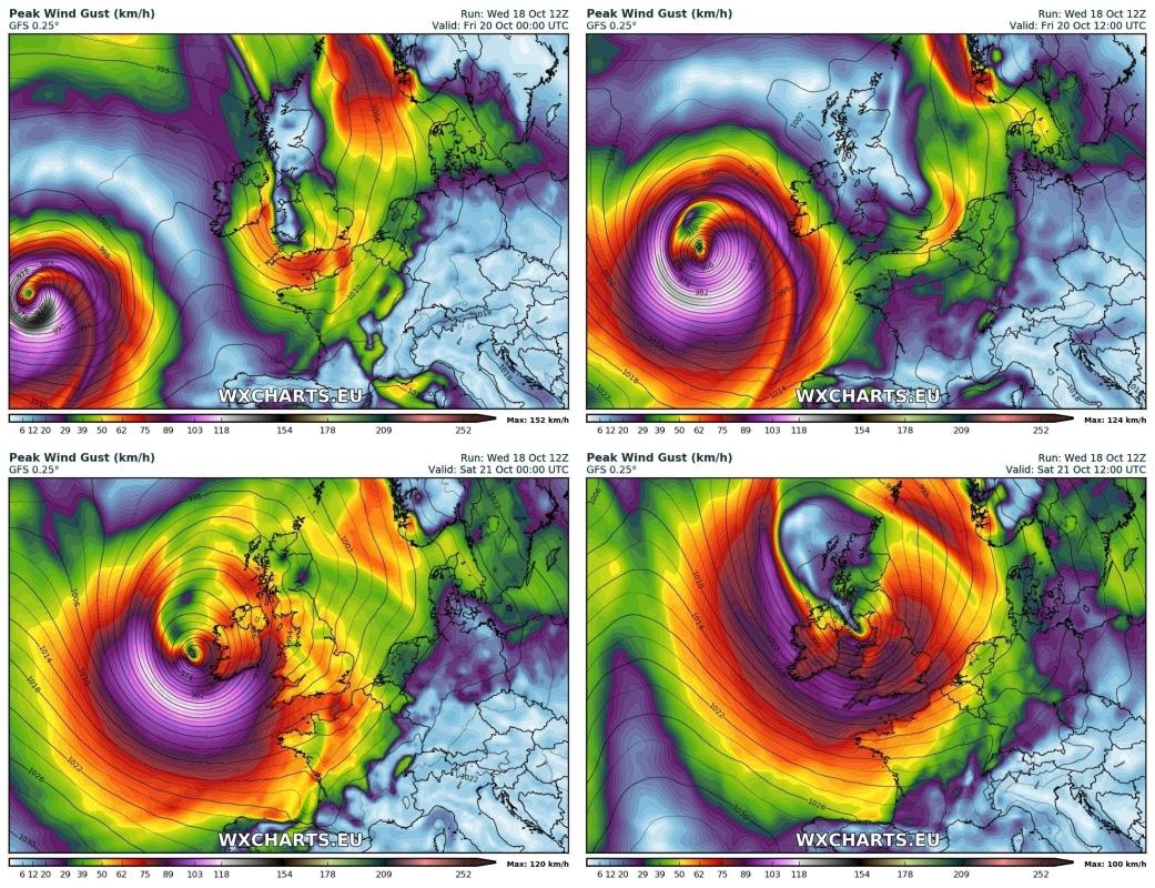 18102017_cyclone_Ireland_GFS