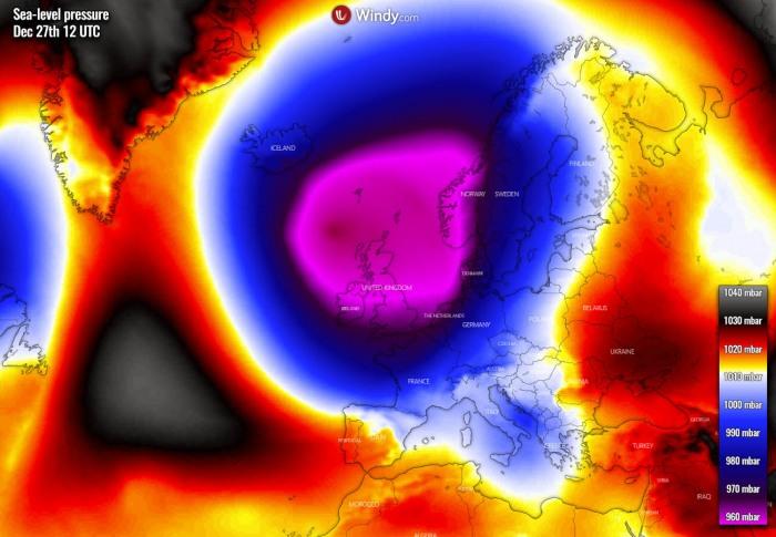 bella-winter-storm-forecast-europe-pressure-sunday