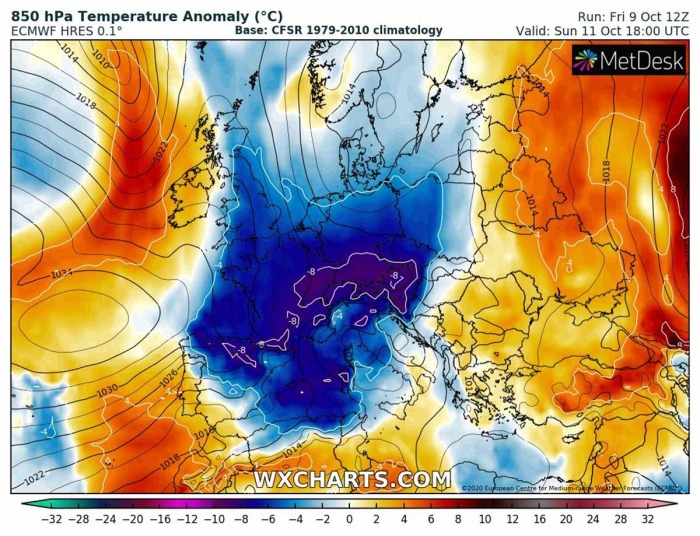 cold-forecast-europe-october-sunday-anomaly