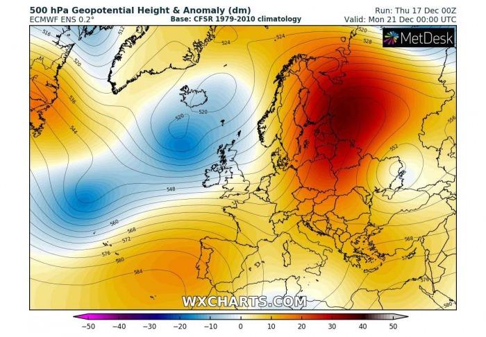 extreme-warm-forecast-europe-pattern-monday
