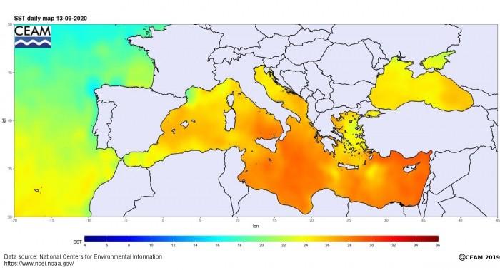 medicane-cassilda-mediterranean-sea-temperatures