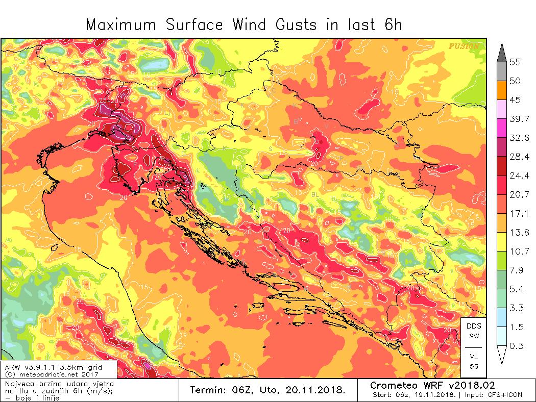 severe weather europe calendar 2019