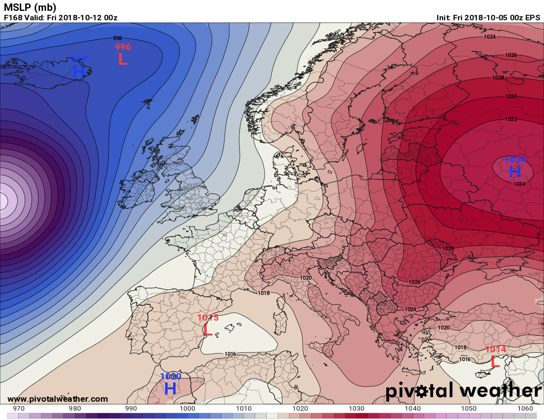 Significant Pattern Change With Much Warmer Weather For A Large Part