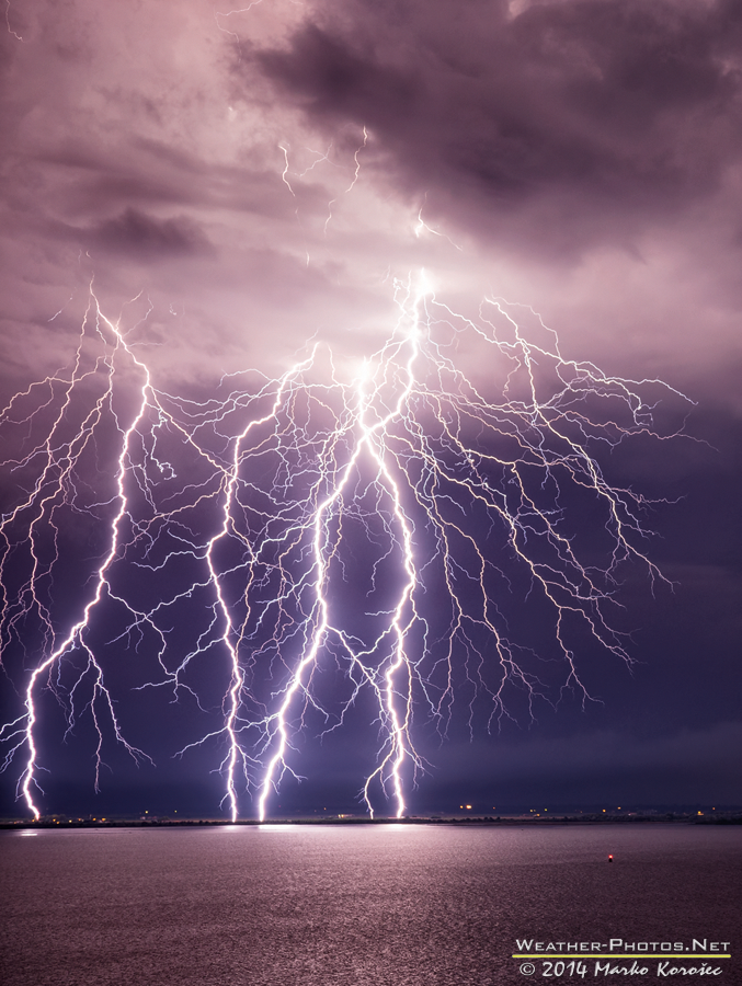 The most active and best lightning in Europe – where is it